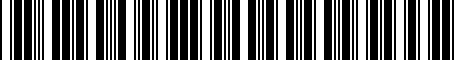 Barcode for 05278655AB