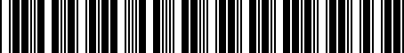 Barcode for 68360740AA