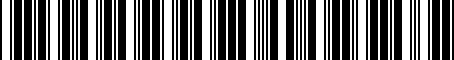 Barcode for 82212362AE