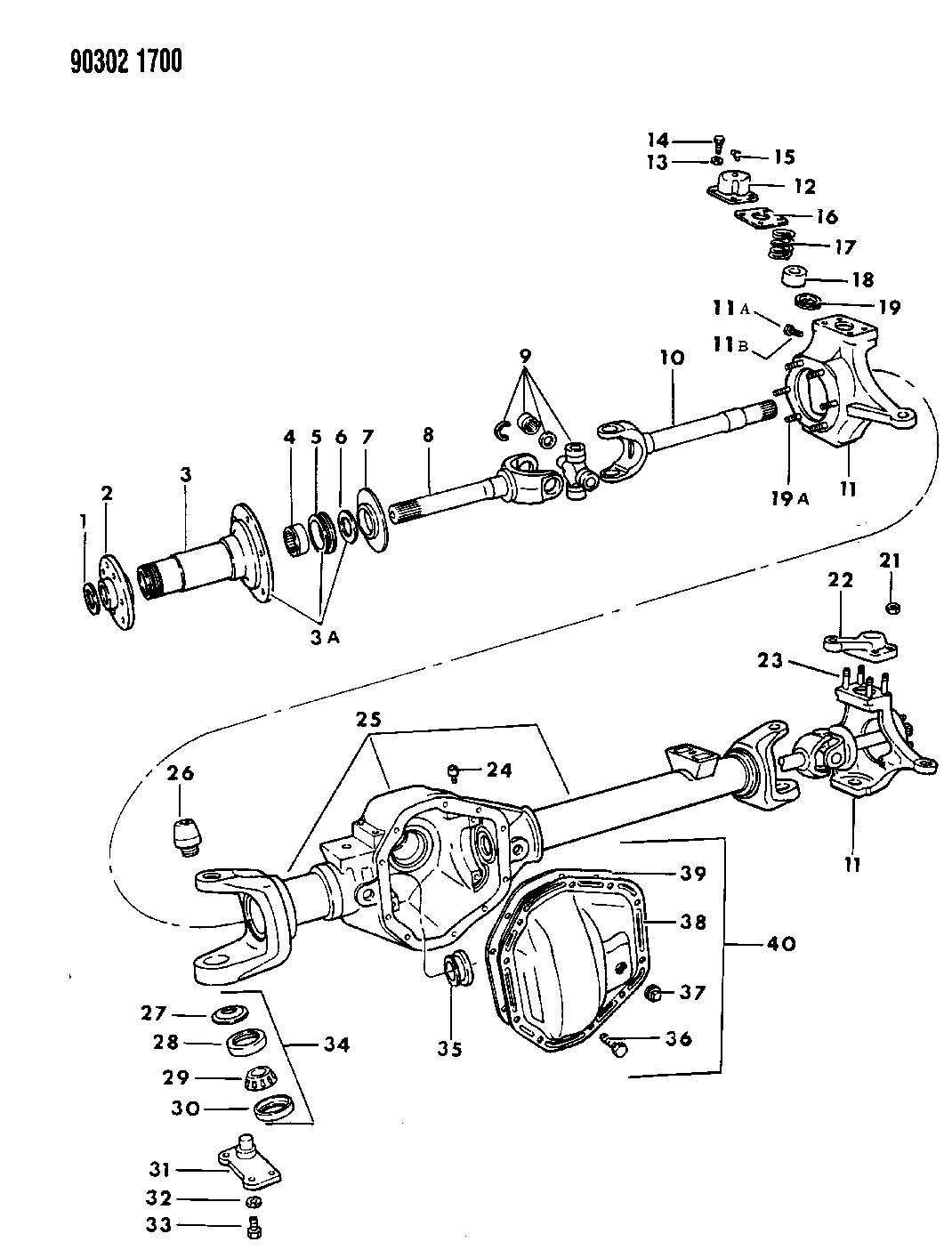 dana 60 king pin diagram  u2022 wiring and engine diagram