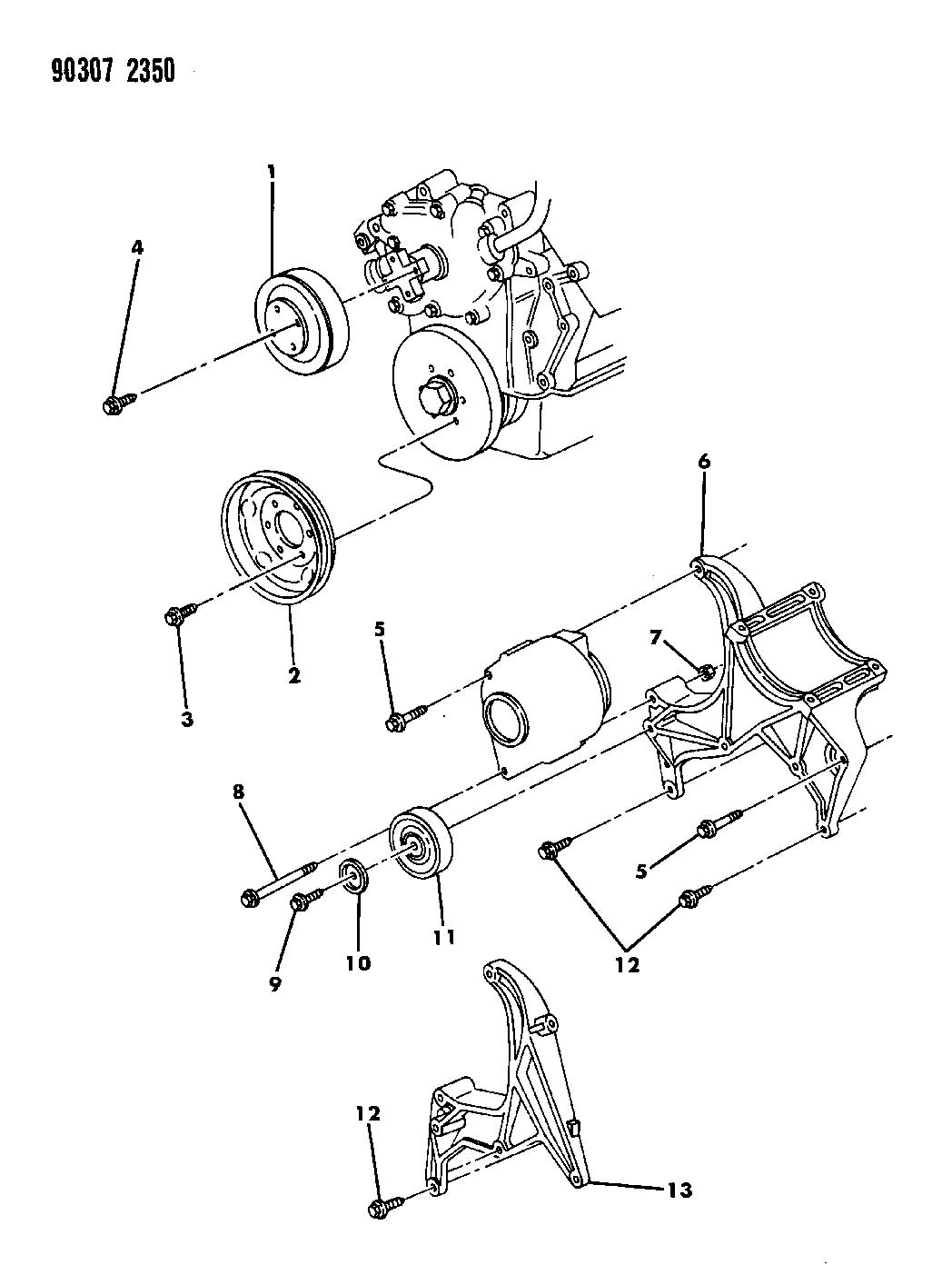 1992 jeep comanche ac diagram