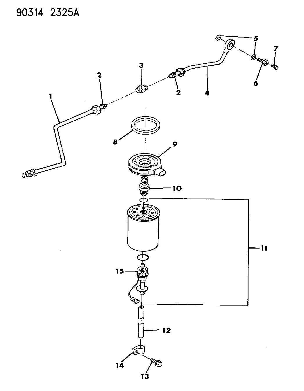 1993 dodge pick sport utility valve  fuel control