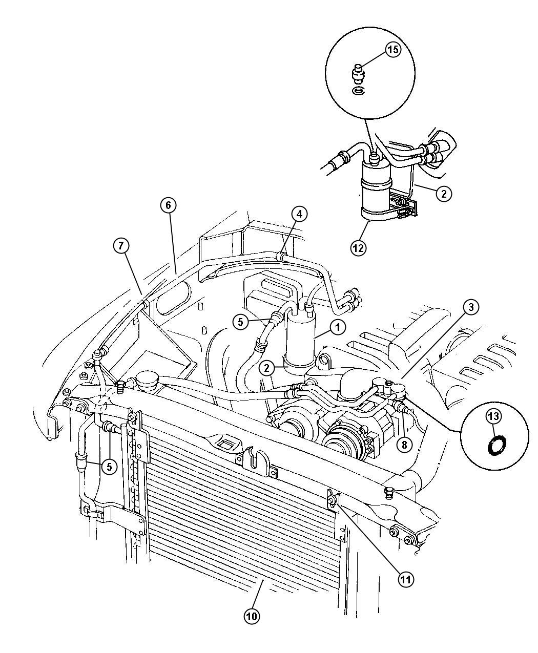 2001 dodge ram 1500 line a c liquid all vehicles with. Black Bedroom Furniture Sets. Home Design Ideas