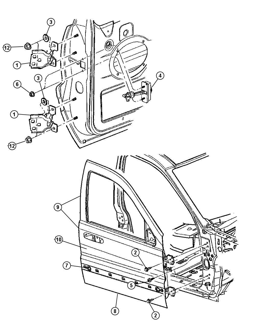2010 jeep wrangler check  front door  left  case  engine  hinges