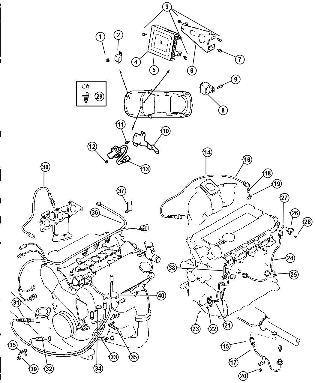 dodge ram 2500 tie strap  chassis wiring  compensator