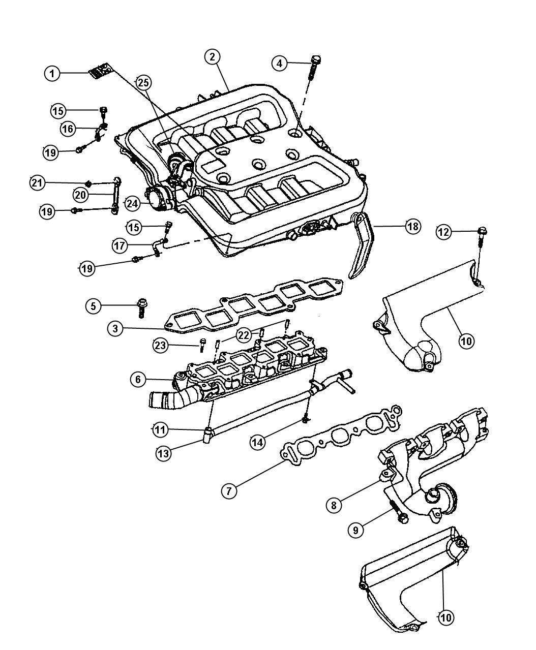 2002 dodge ram exterior parts diagram html