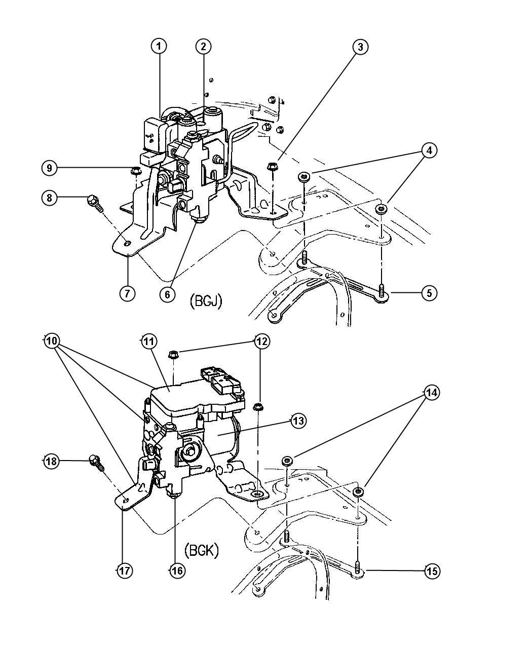 2001 dodge ram 3500 valve  proportioning  disc  lock  anti