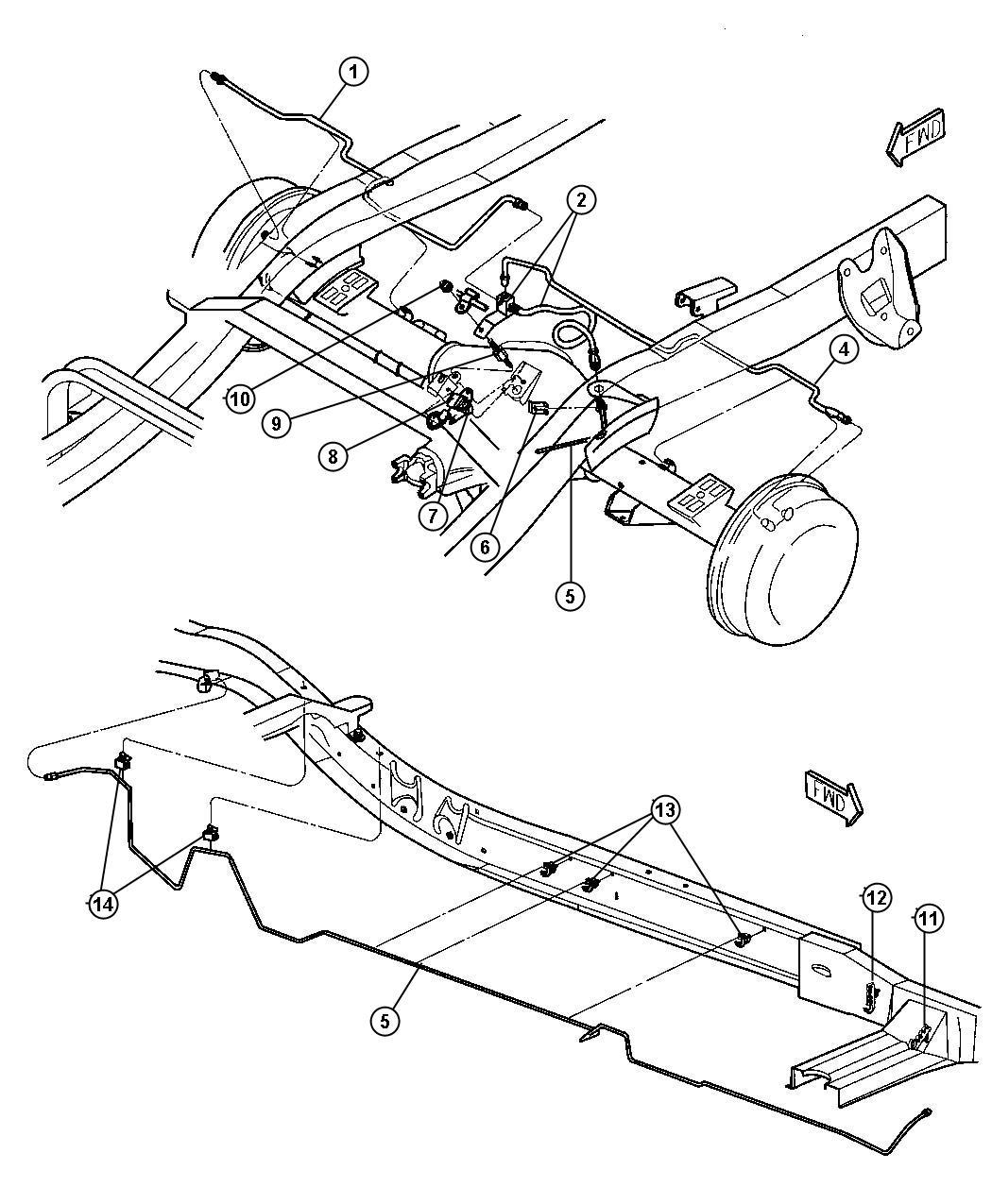 jeep patriot clip  mounting  sensor  axle  rear  ratio