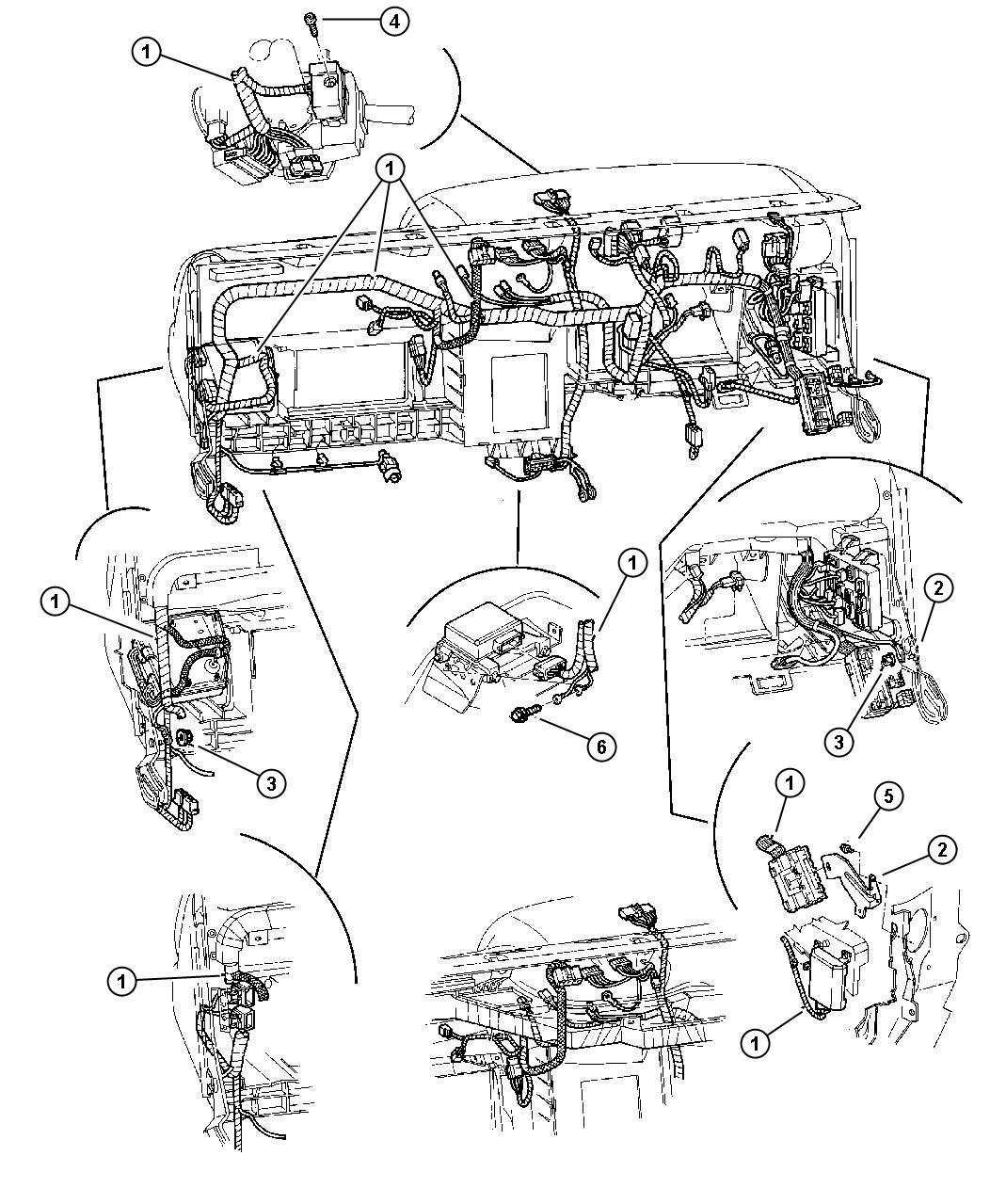 2000 jeep cherokee flasher hazard signal turn. Black Bedroom Furniture Sets. Home Design Ideas