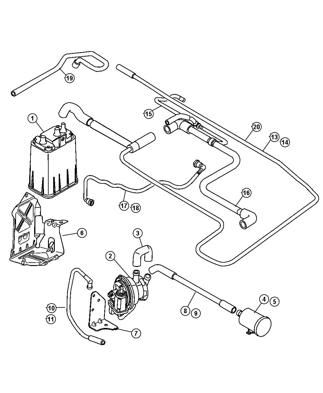 Pt Cruiser Gas Tank Diagram Trusted Wiring Diagrams 05 Enthusiast U2022 Roof