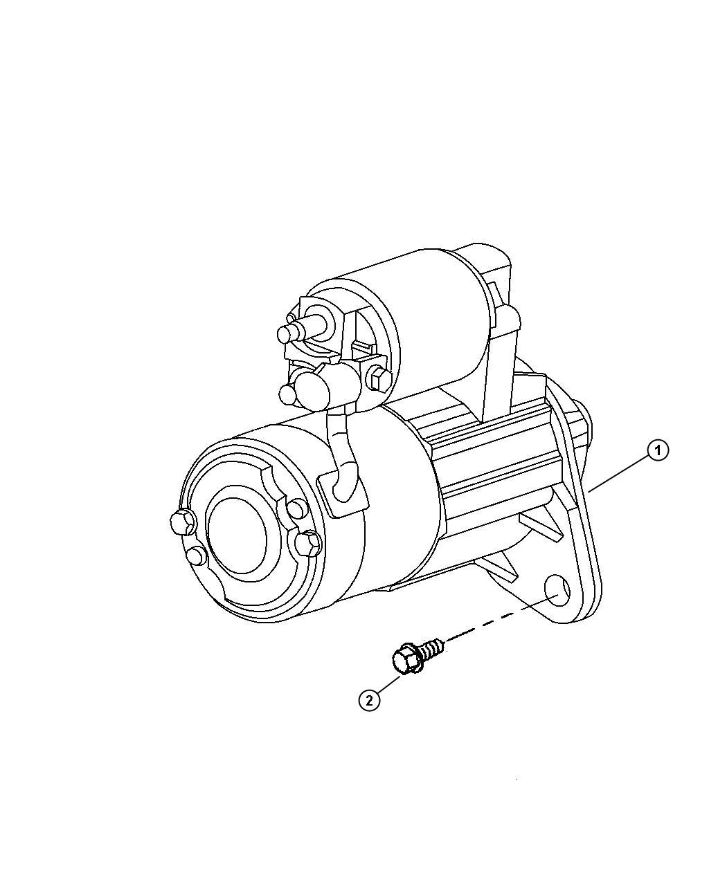 2011 chrysler town  u0026 country starter  engine  remanufactured  controls  maintenance  related