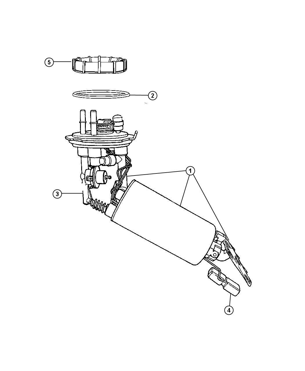 2006 dodge grand caravan regulator kit  fuel pressure