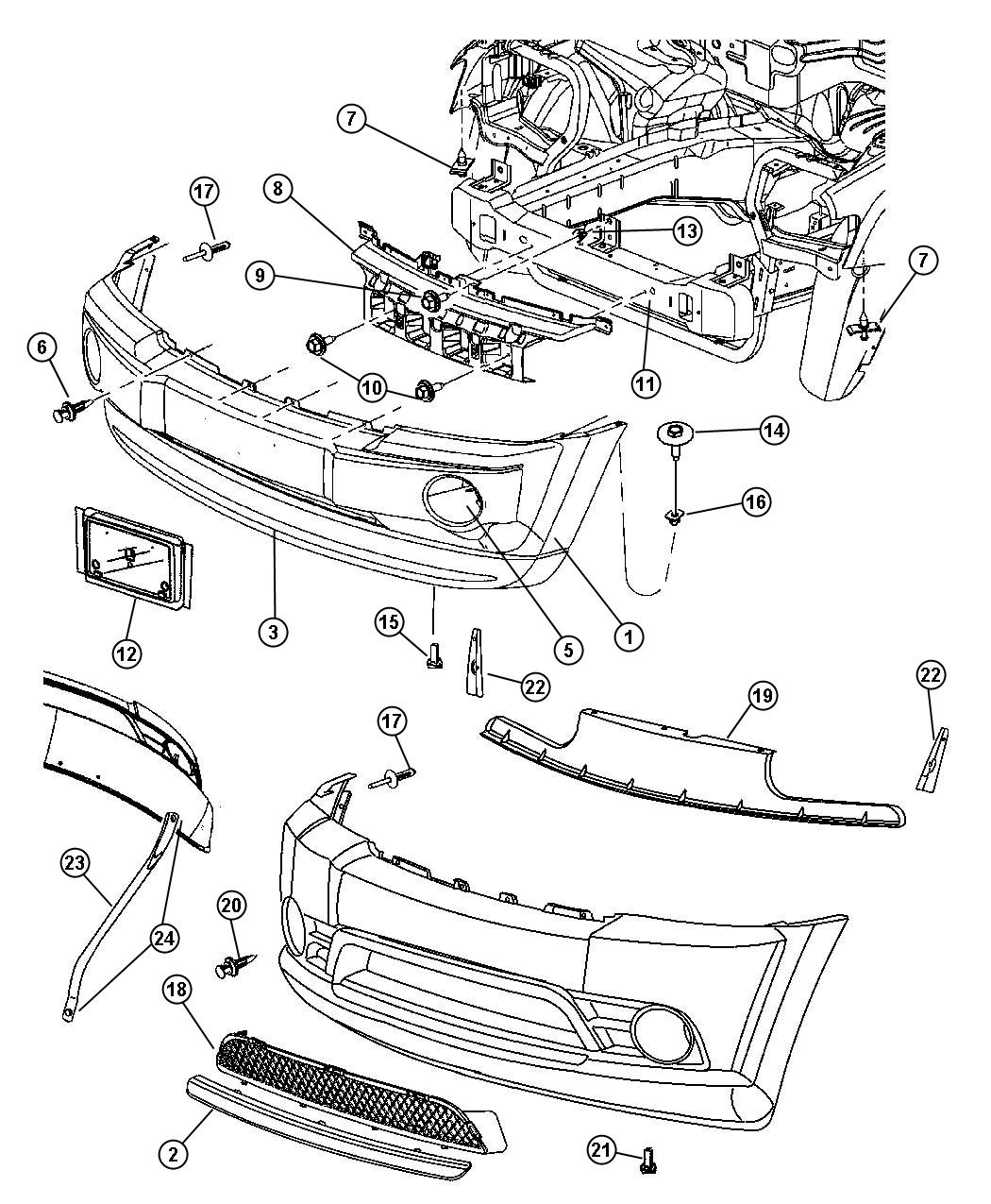 Toyota Highlander Rear Suspension together with Rav4 Parts Diagram Exhaust  ponents moreover Diagram Of Undercarriage Pontiac besides Dodge Challenger Exhaust Diagram additionally Chrysler Aspen Front End Diagram. on 422705114996474821