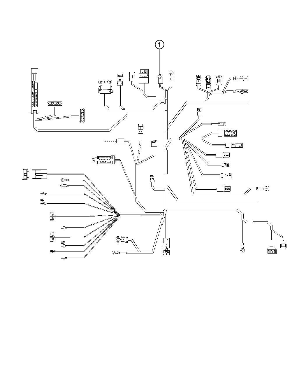 2006 Chrysler Crossfire Wiring Diagram