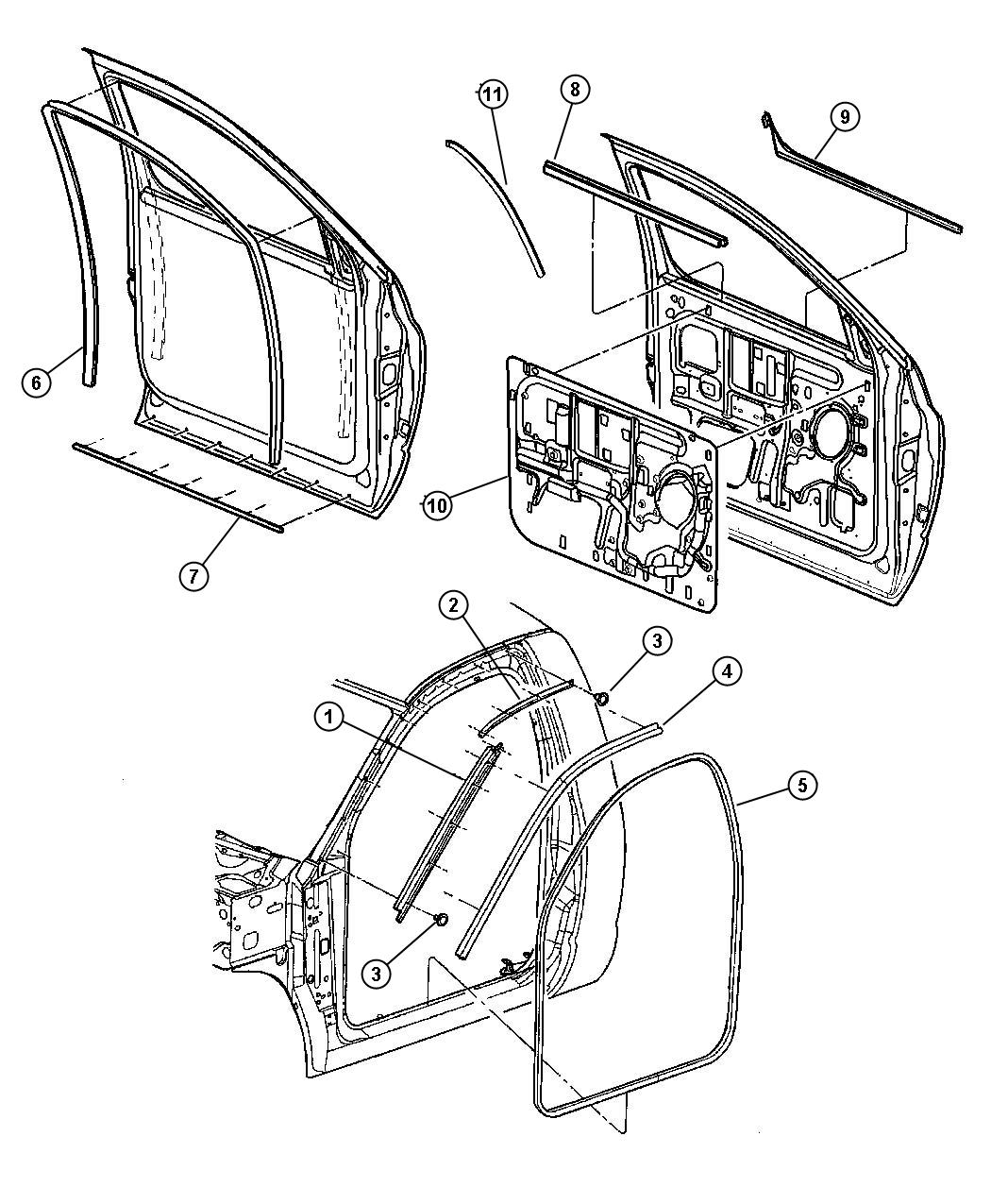 321616884078 besides 55276943AD furthermore Fuel Pump Replacement Diy V70xc furthermore 99 Chevy Lumina Engine Diagram also Index. on dodge ram door seal diagram