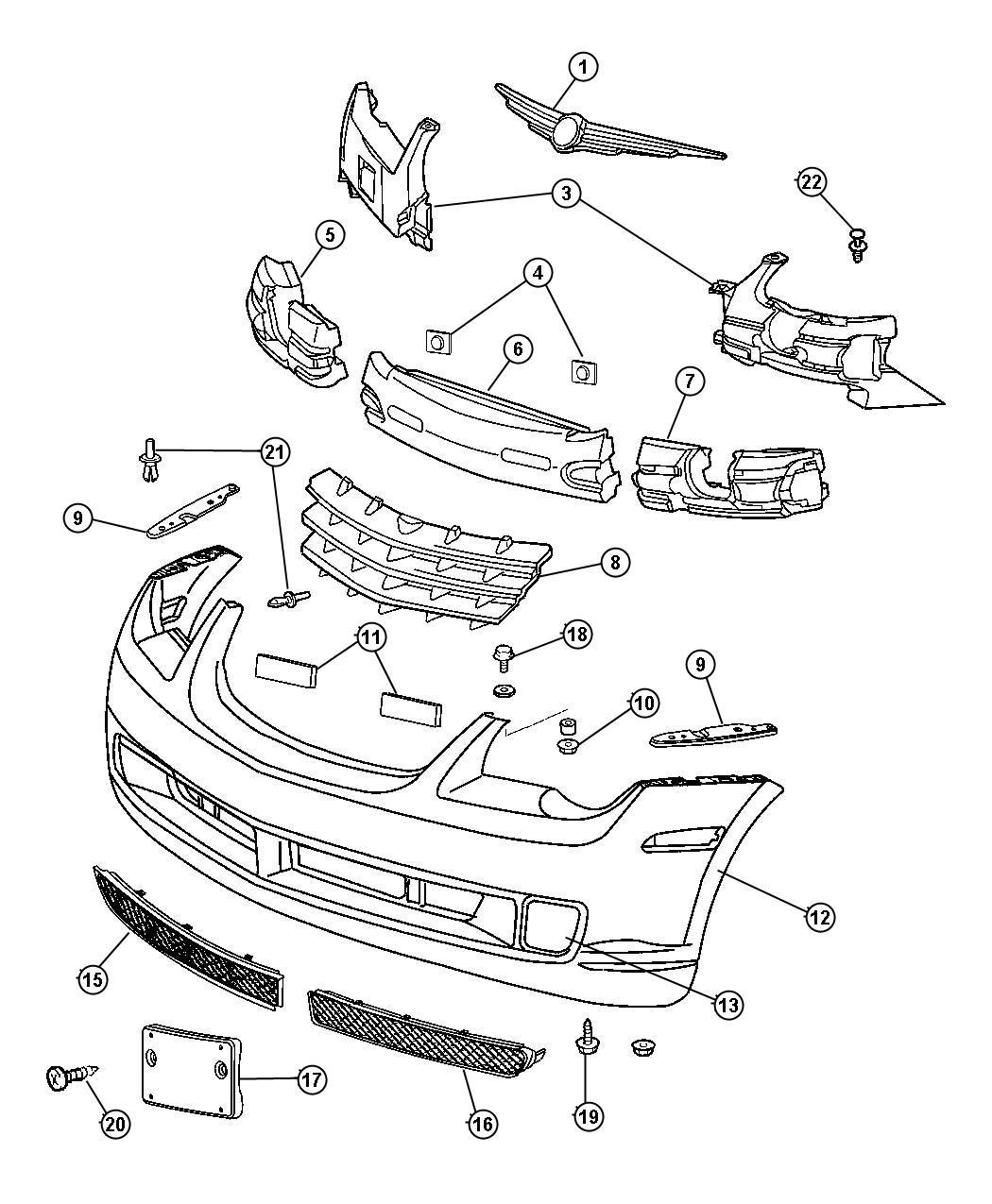2008 chrysler crossfire repair kit market canada build. Black Bedroom Furniture Sets. Home Design Ideas