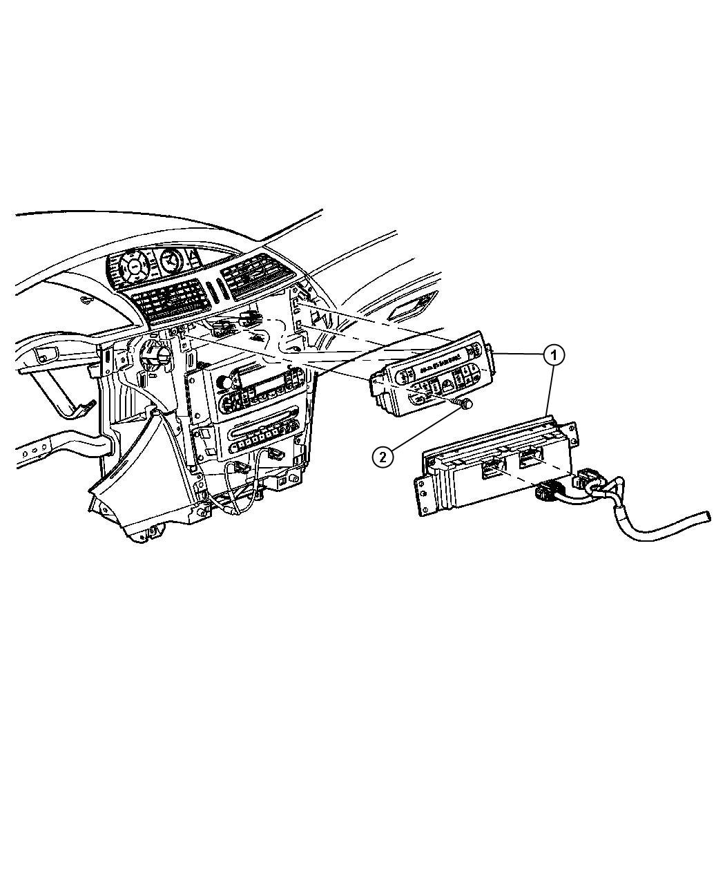 Wiring Diagram For 2008 Chrysler Pacifica