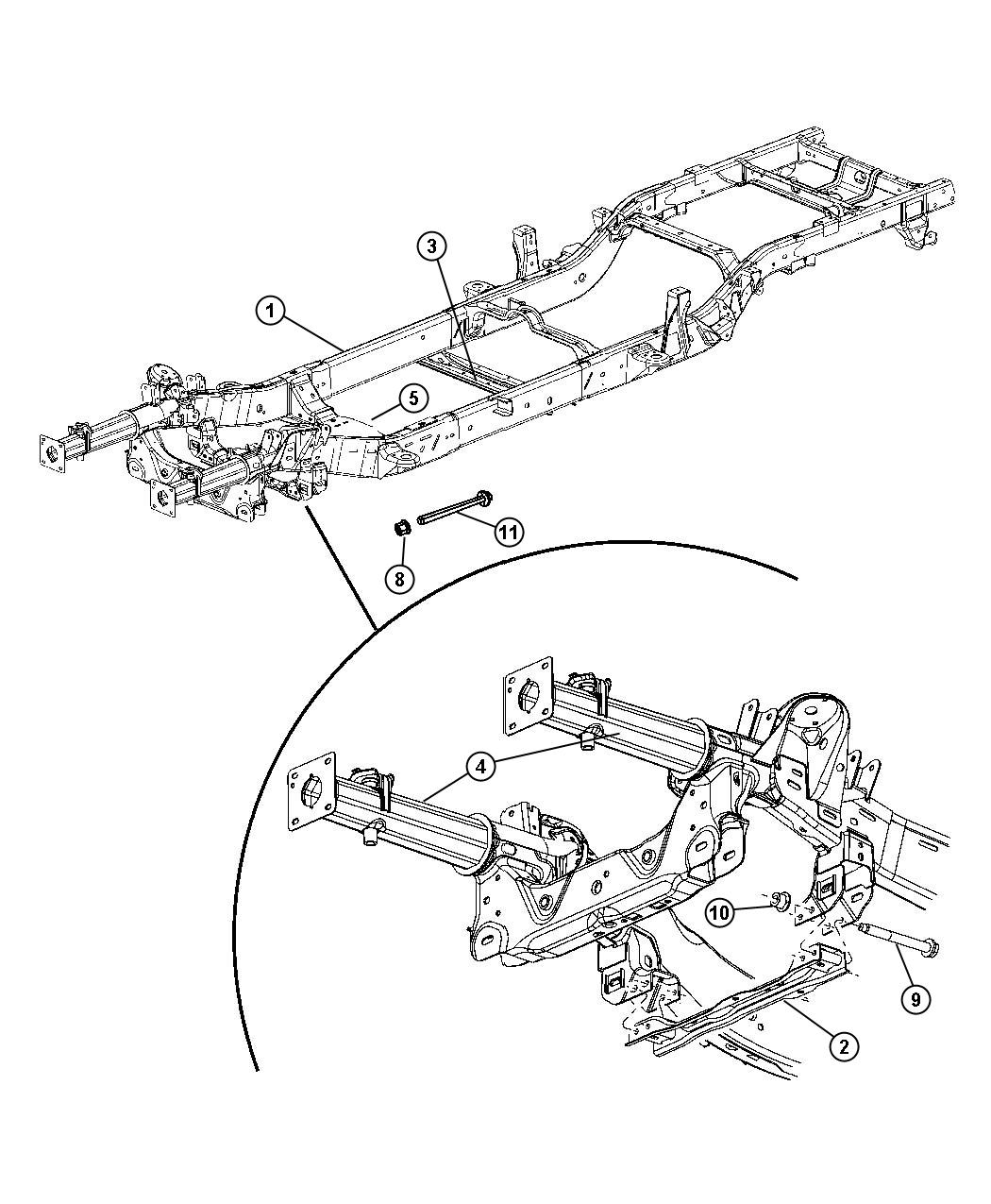 Dodge Dakota Frame   4