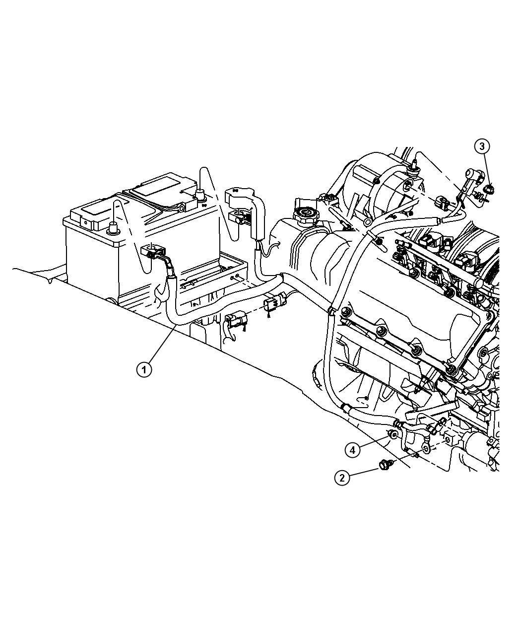 jeep commander wiring used for alternator and battery. Black Bedroom Furniture Sets. Home Design Ideas