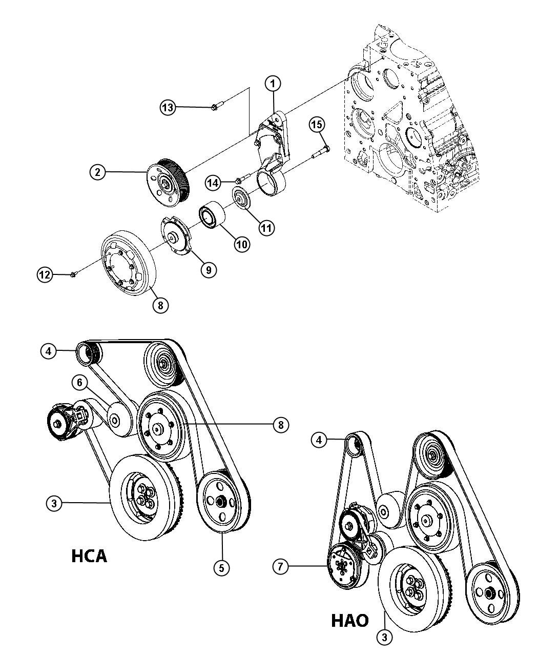 dodge ram 5500 belt diagram
