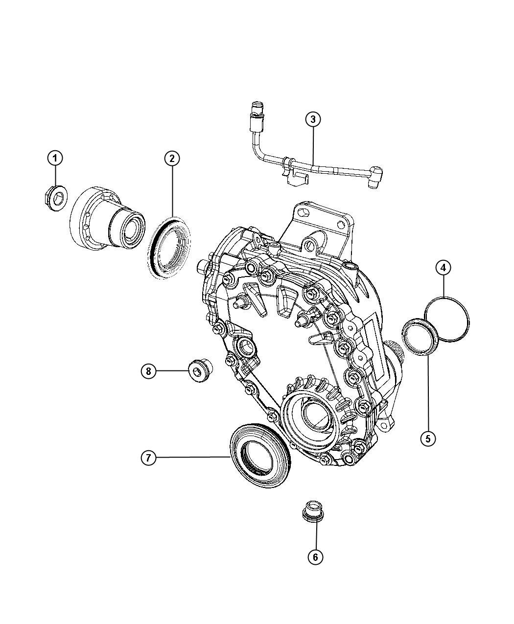 Ford Tractor Power Steering Cylinder as well Motor Aksami also 1999 Jeep Cherokee Parts Catalog together with Dodge Journey Parts Mopar For Chrysler And Html in addition Amc 360 Cooling System Diagram. on amc v 8 5 0l 304 and 9l
