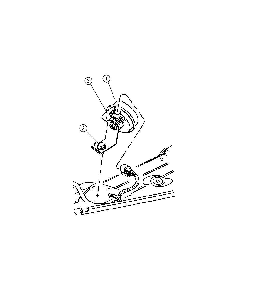 jeep serpentine belt diagram for mopar