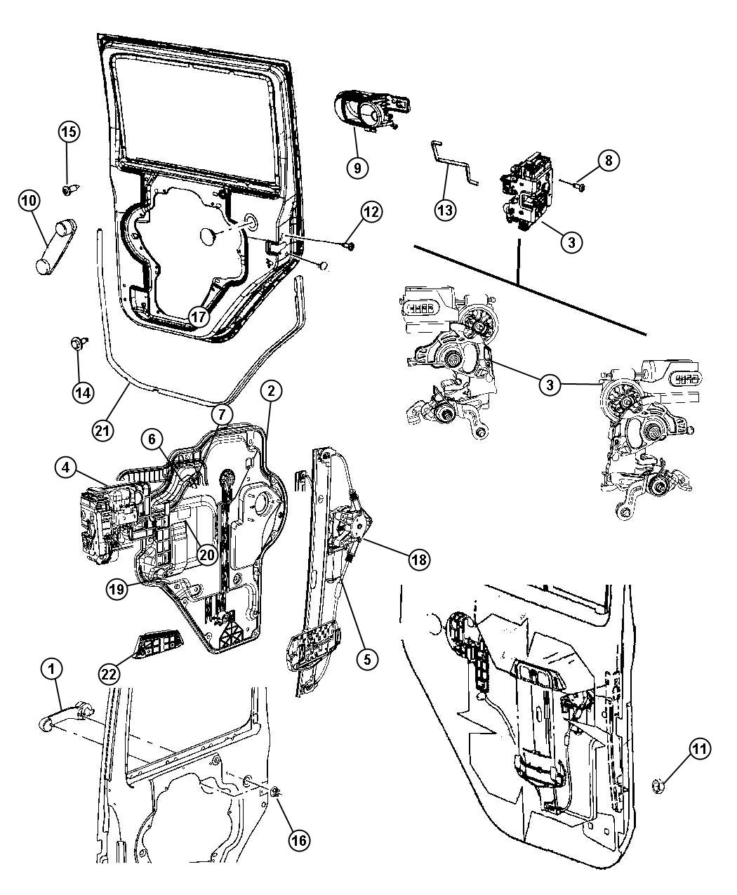 2013 jeep wrangler parts diagram 1993 jeep wrangler parts diagram wiring schematic 2013 jeep wrangler presenter. left. latch. rear door. [gcf ...