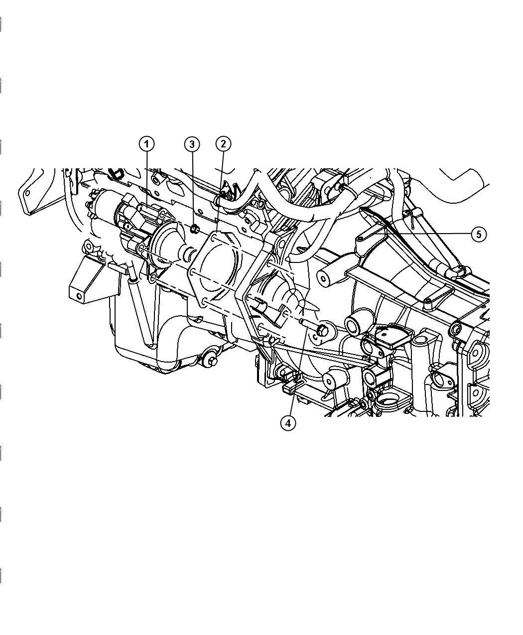 dodge challenger starter  engine  remanufactured  maintenance  related