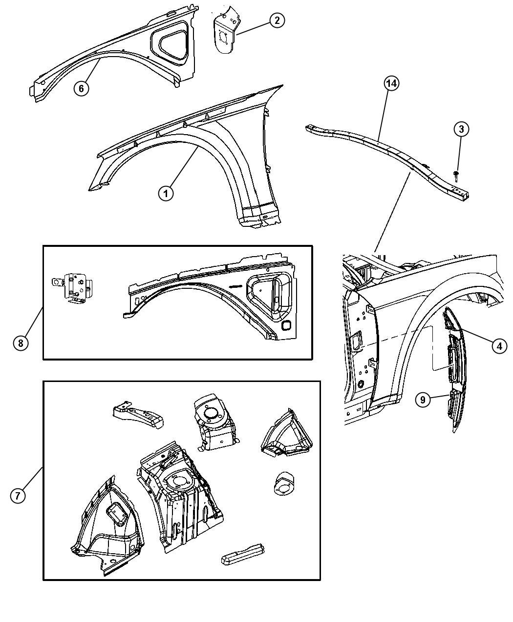 chrysler 300 front bumper diagram html