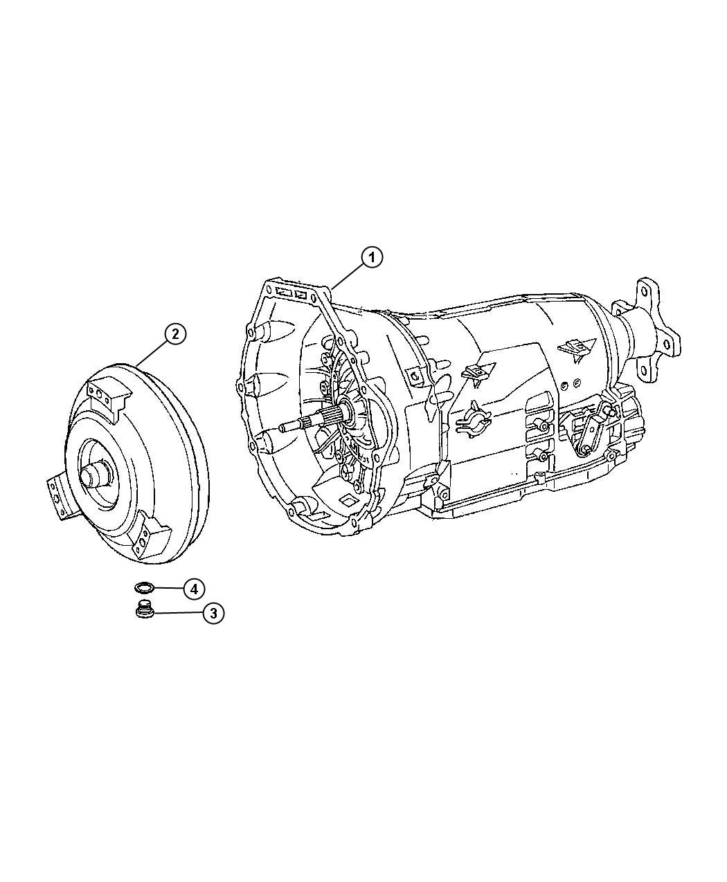 dodge sprinter transmission  automatic  remanufactured  assembly  transaxle  case
