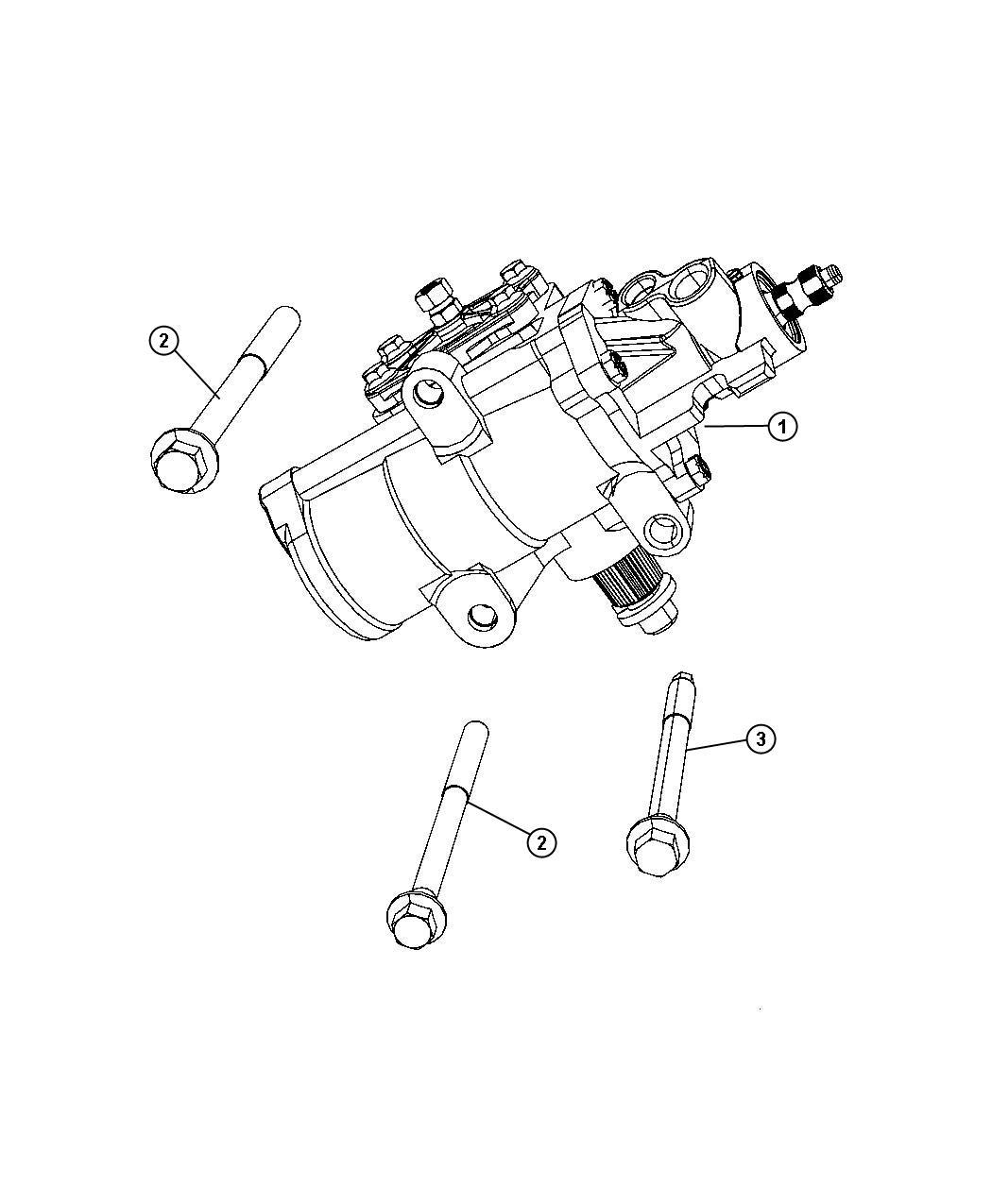 dodge ram 1500 seal kit  pitman shaft  steering