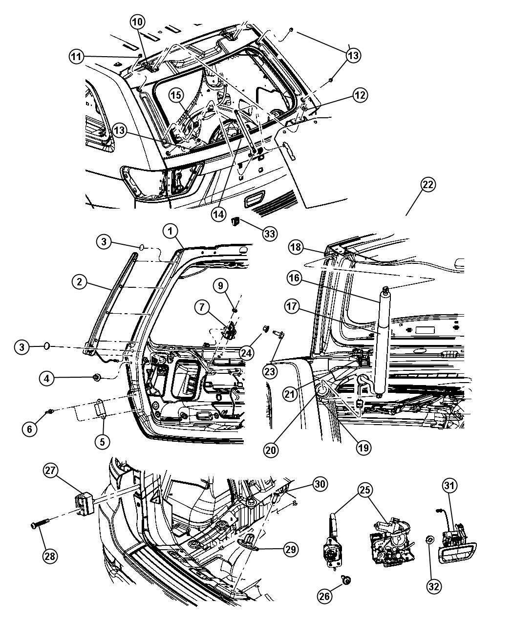 Diagram 1996 Jeep Grand Cherokee Lift Gate Diagram Full Version Hd Quality Gate Diagram Arckeritsxdto Agrisantagermana It