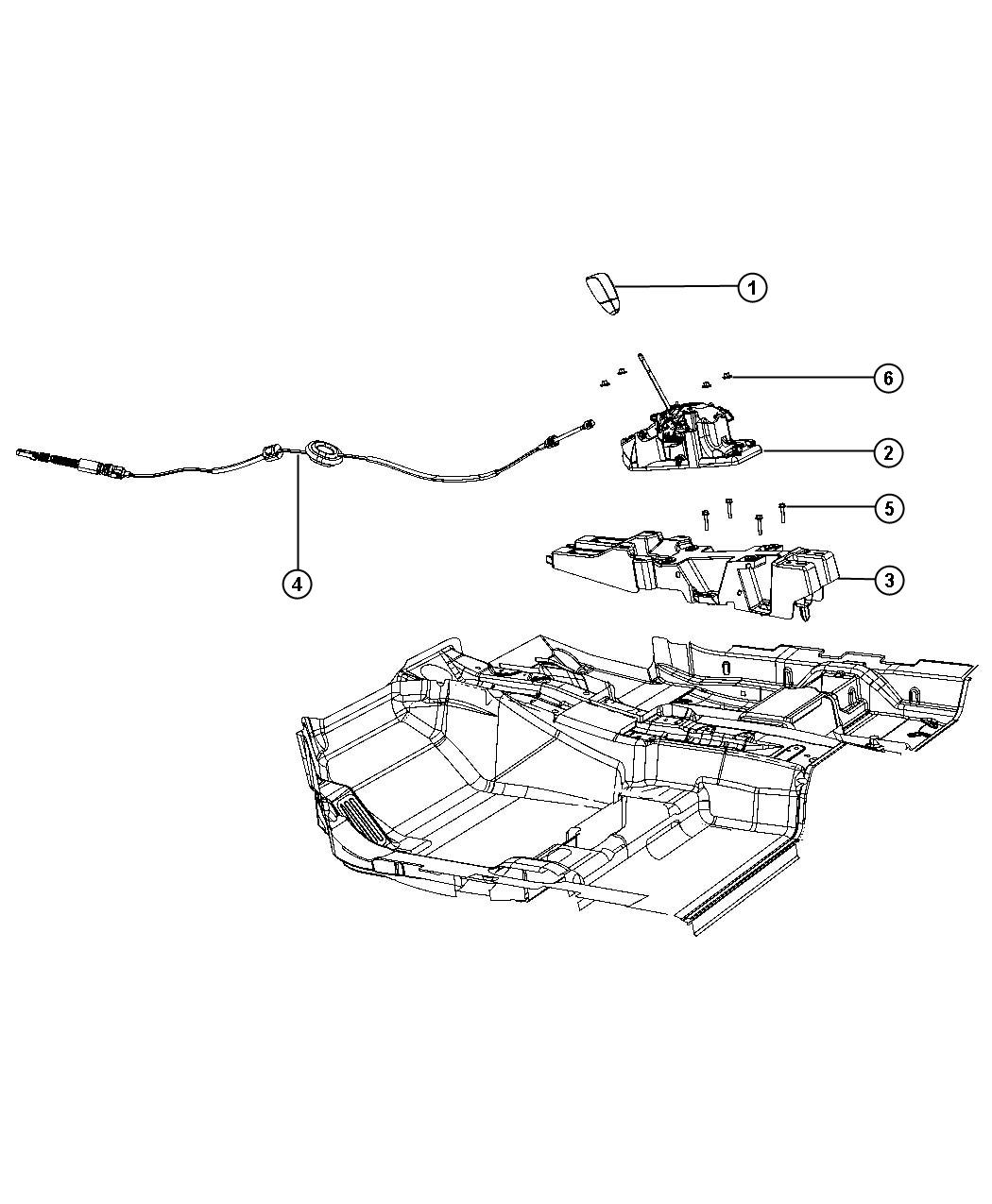 2012 dodge journey bracket  console   dhd  without  cv6