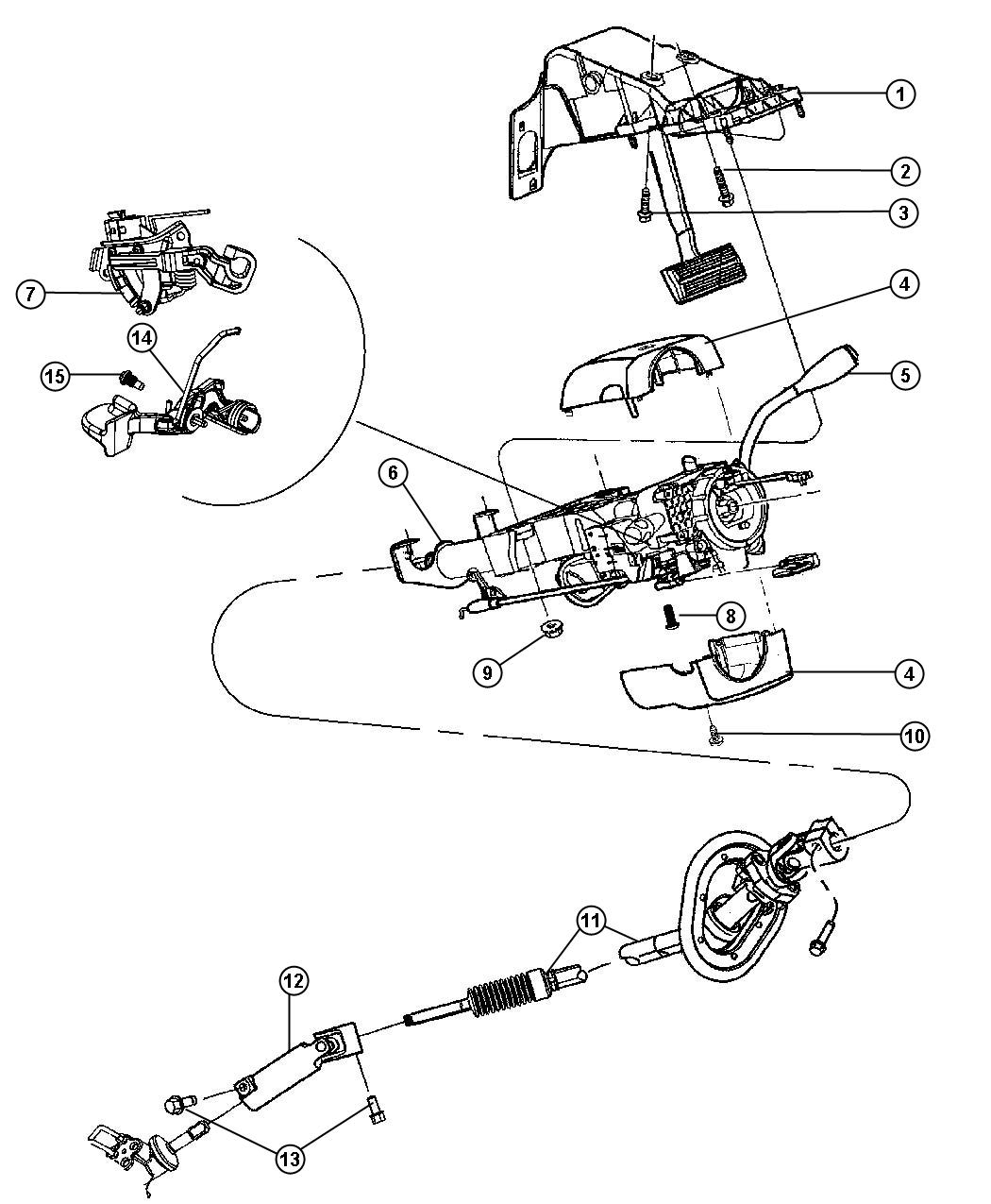 73 dodge steering column diagram html