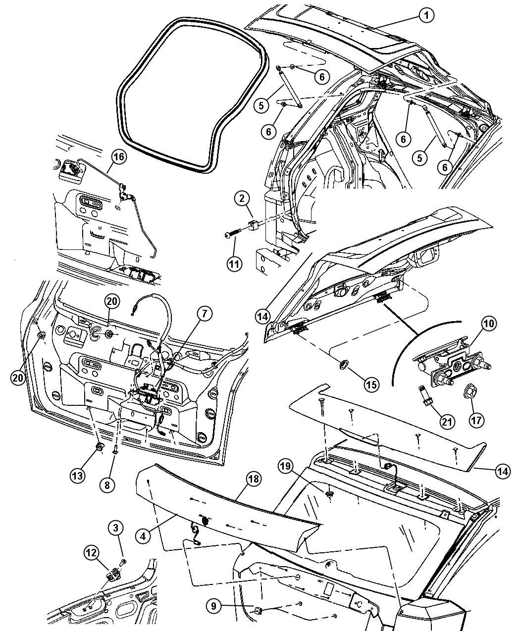 Wiring Diagram  31 2007 Dodge Caliber Parts Diagram