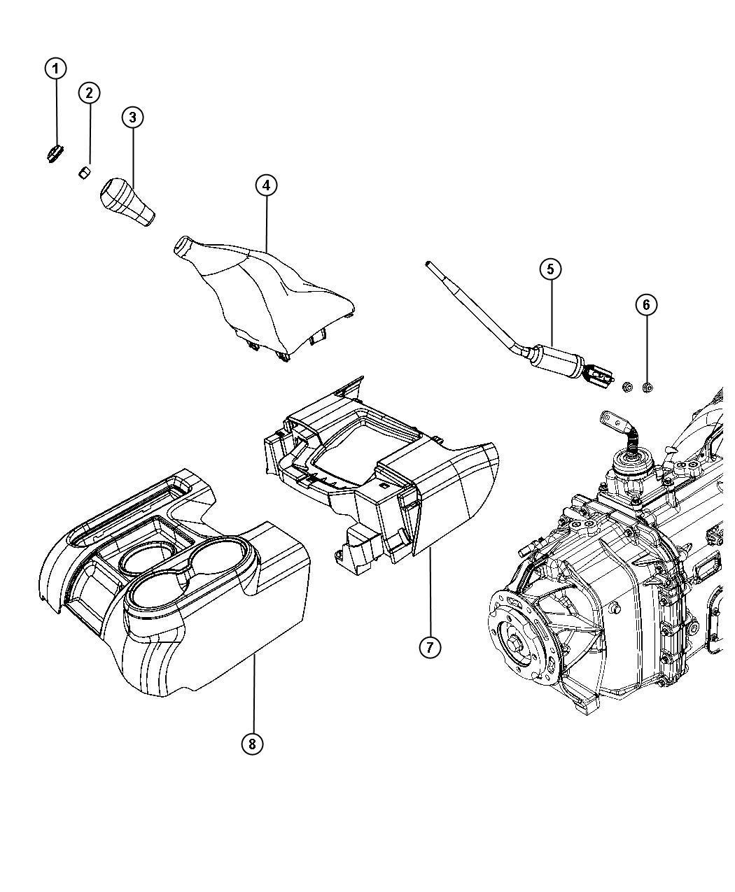 2012 dodge ram 3500 lever  gearshift  steering  column