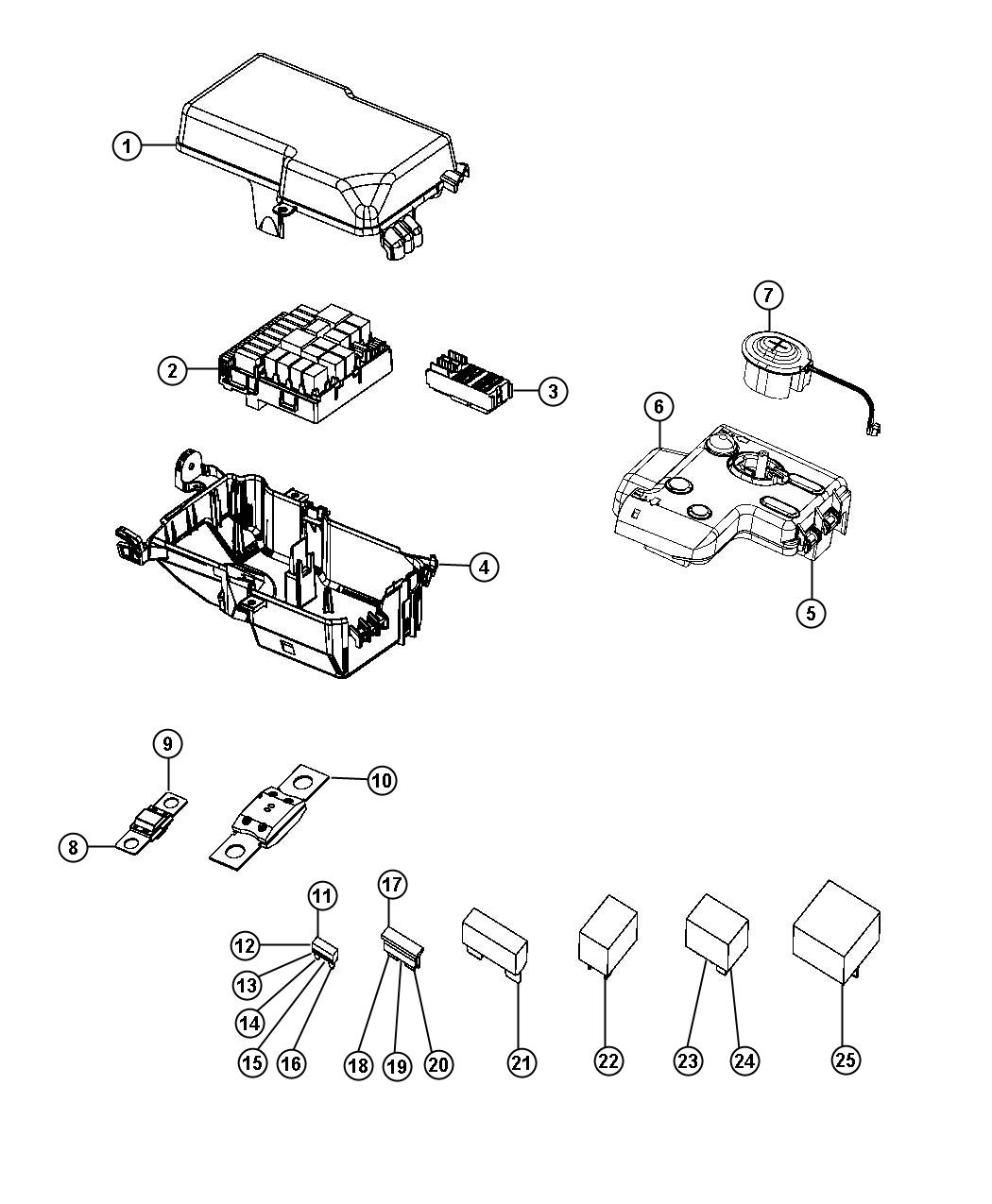 Wiring Diagram  34 2013 Dodge Dart Fuse Box Diagram