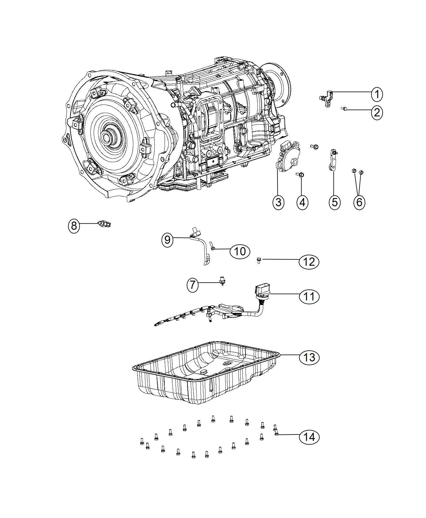 2017 ram 5500 wiring  transmission   lbv   internal wiring