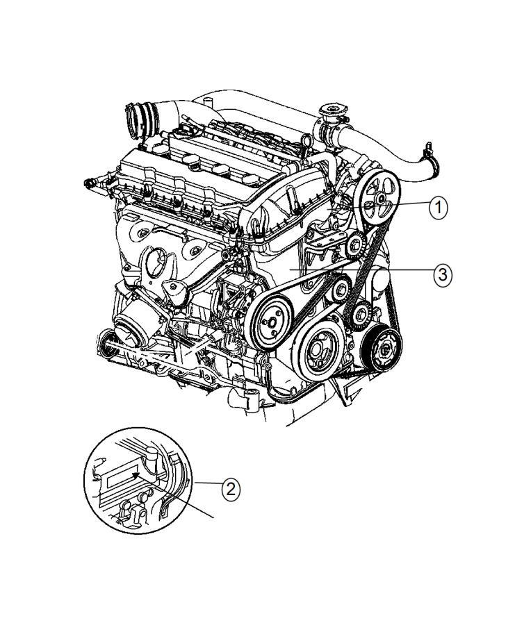Dodge Dart Engine  Long Block  Cooler  Control