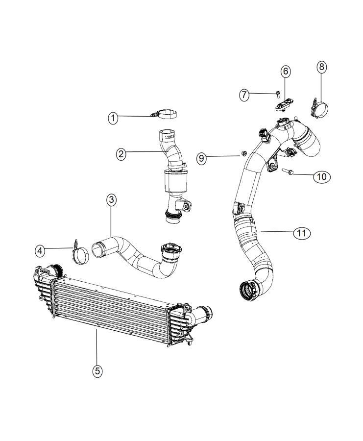 2015 Fiat 500L Sensor. Pressure. Export, right or left ...