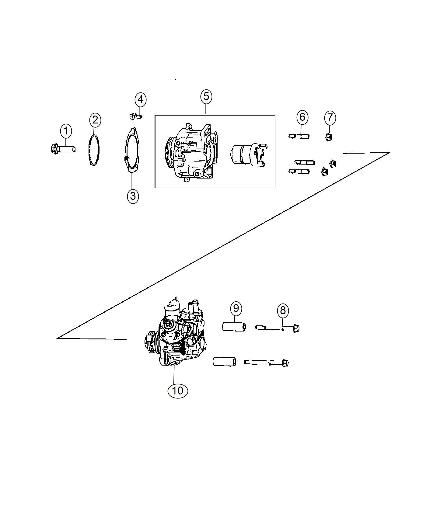 2015 ram 3500 regulator  fuel pressure  rail