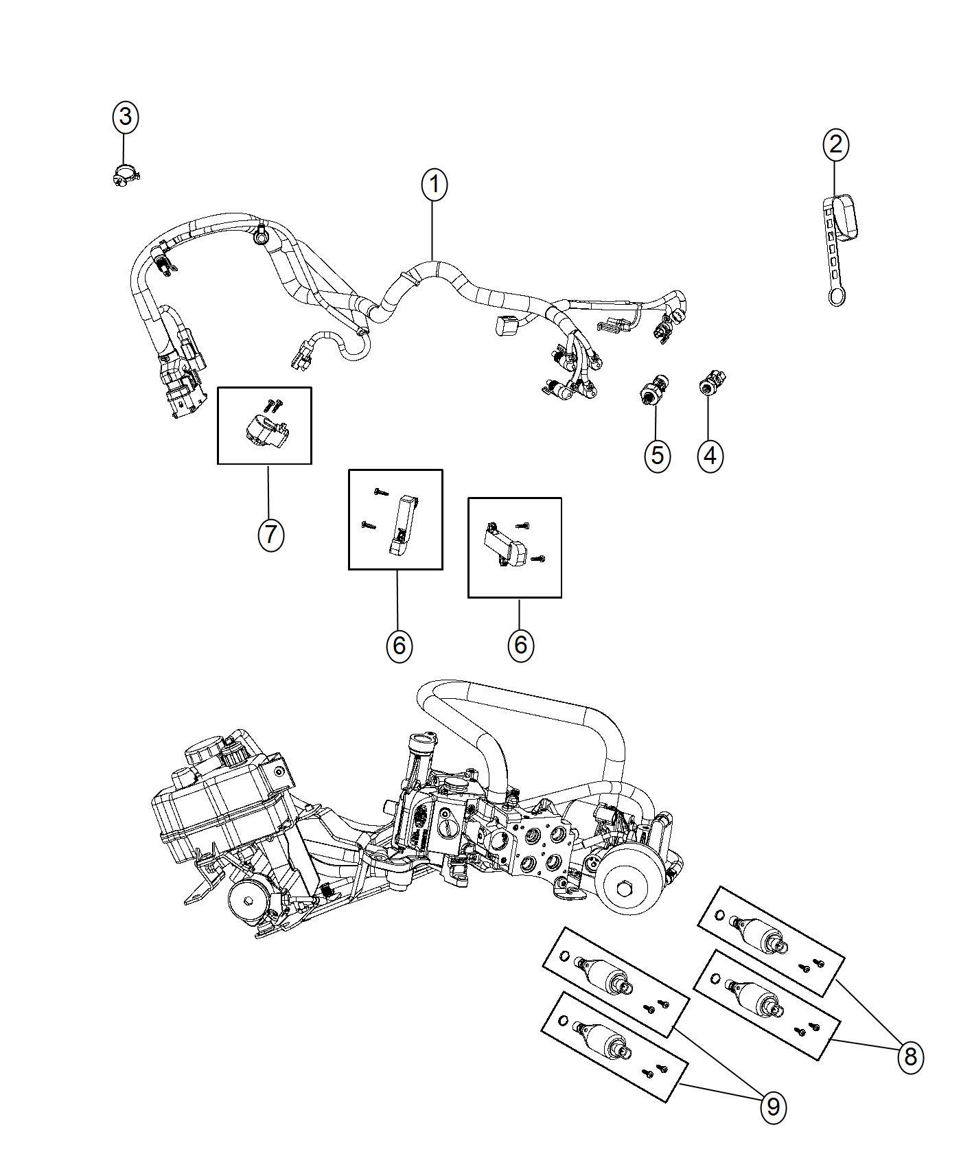 dodge ram 2500 valve  pressure control  trim   no description available