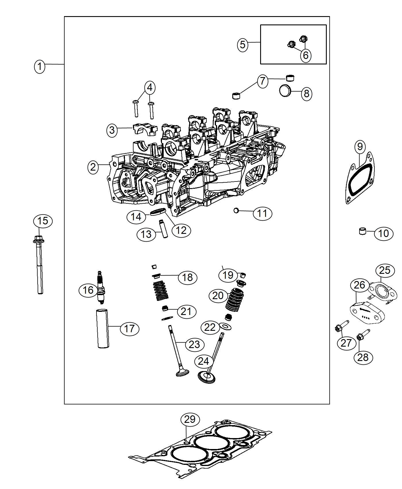 2016 jeep grand cherokee spark plug plugs ignition. Black Bedroom Furniture Sets. Home Design Ideas