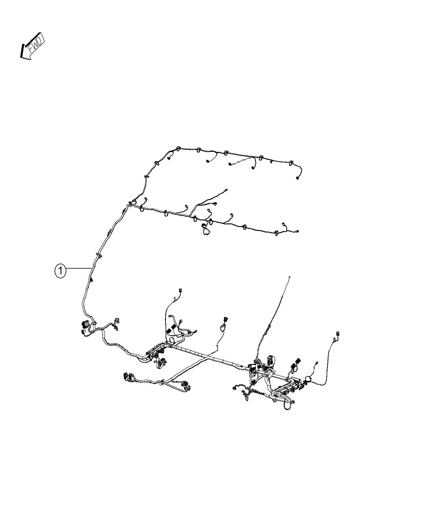 ram promaster wiring body interior gtr or power. Black Bedroom Furniture Sets. Home Design Ideas