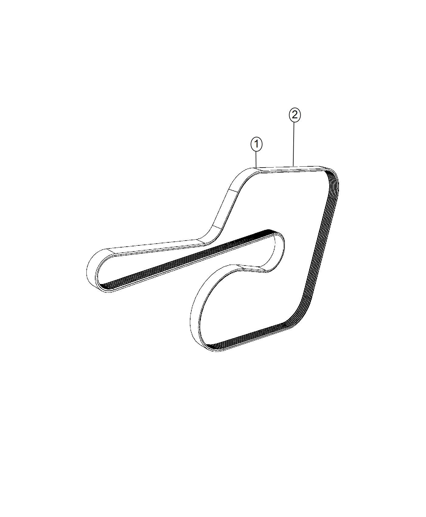 Dodge Charger Belt  Serpentine  Belts  Maintenance