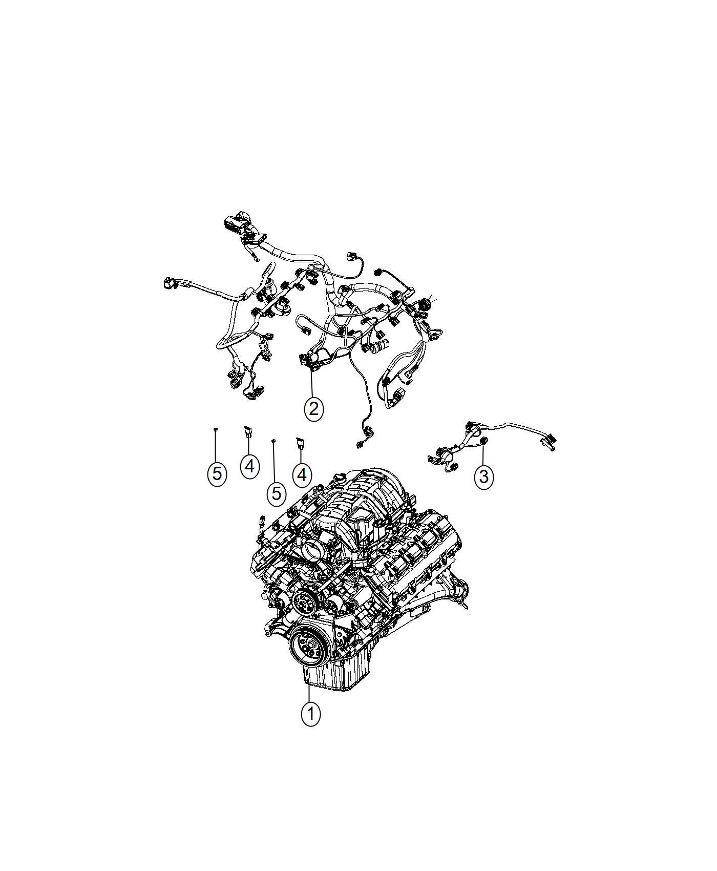 2017 dodge charger wiring  engine  powertrain  oil  mopar  electrical  cooler