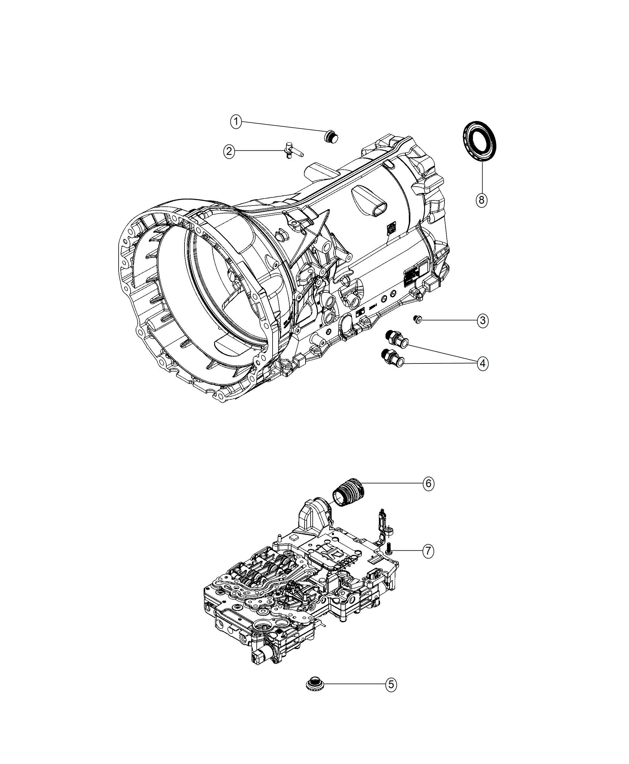 jeep wrangler seal  output shaft