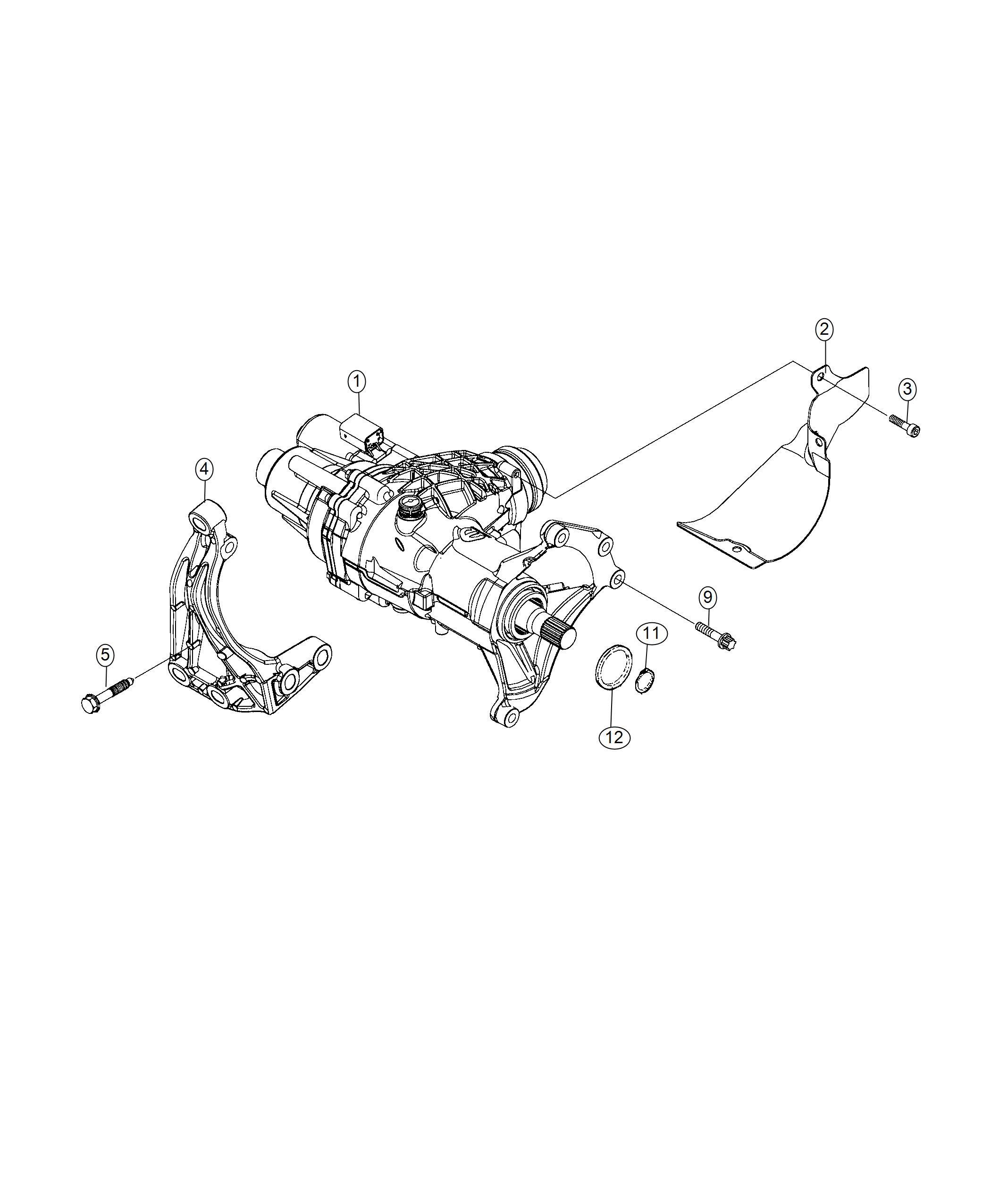 Fiat 500x Bolt  Hex Flange Head  M8x1 25x60 00  Export