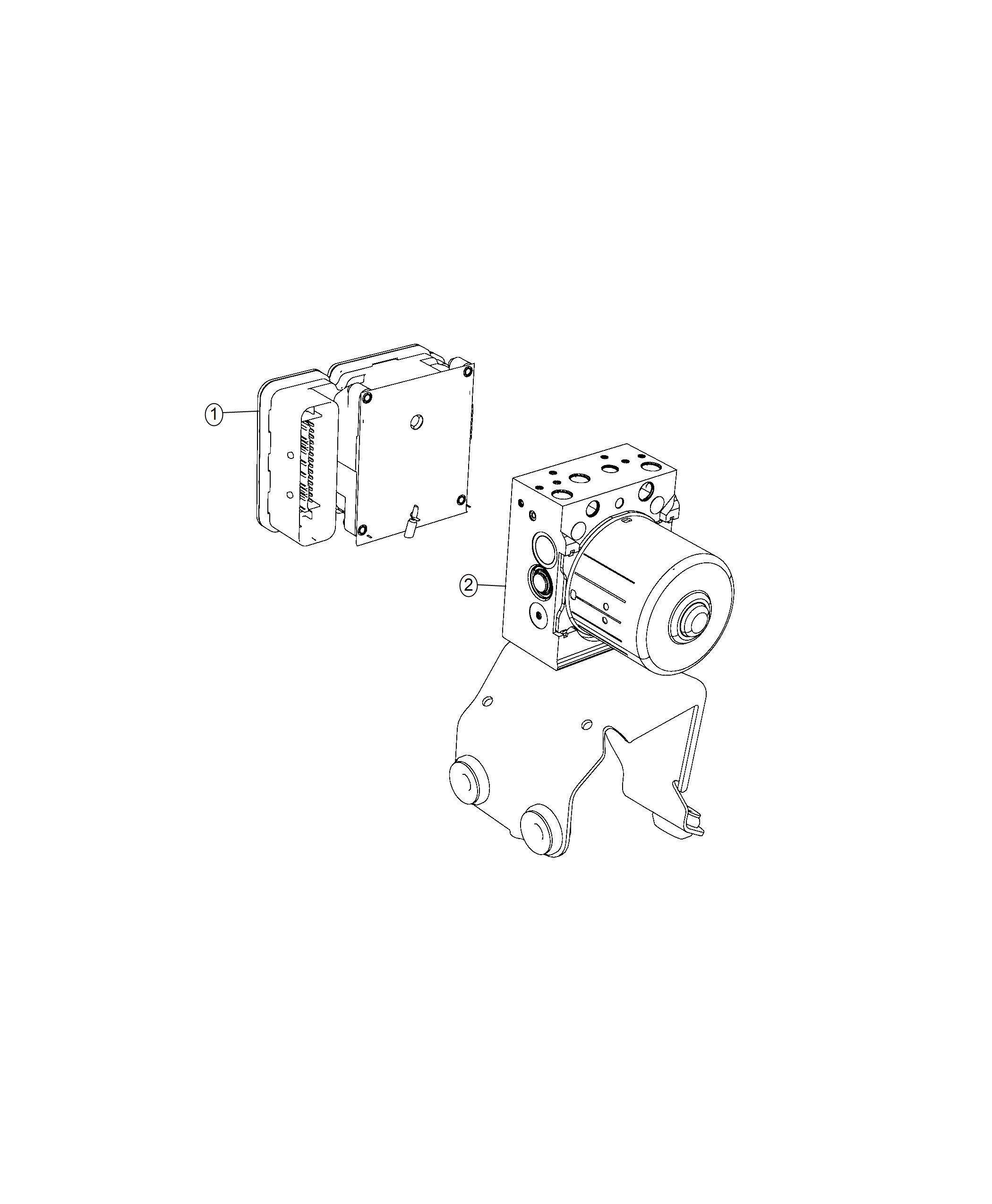 Ram 1500 Module. Anti-lock brake system. [electronic ...