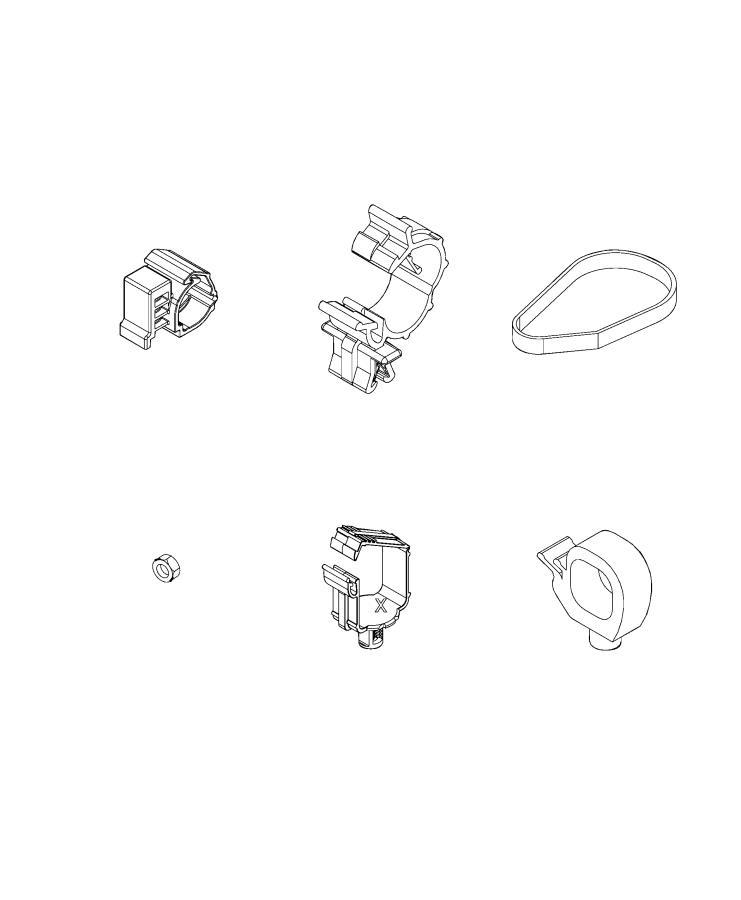 Fiat 500x Clip  Wiring  Export
